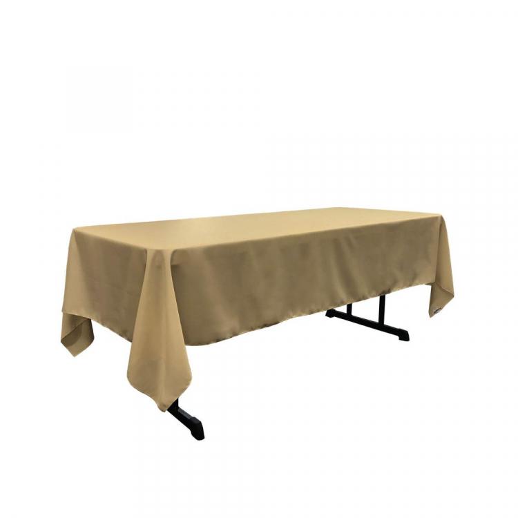 Taupe 60x120 Banquet Linen
