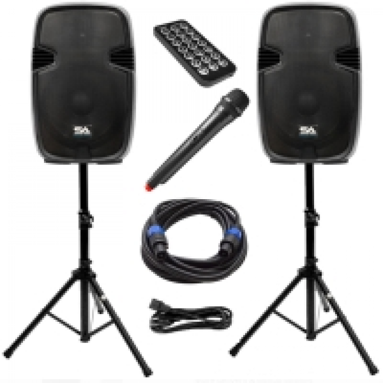 PA System-All-In-One