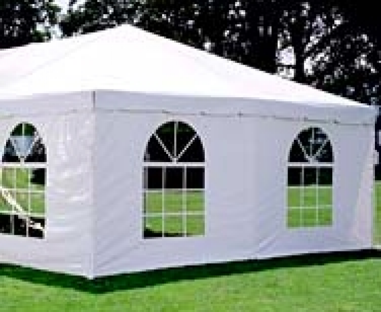 10 feet wide side wall for frame Tents