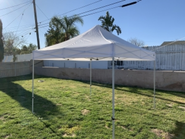 Instant Canopy White 10'x10'